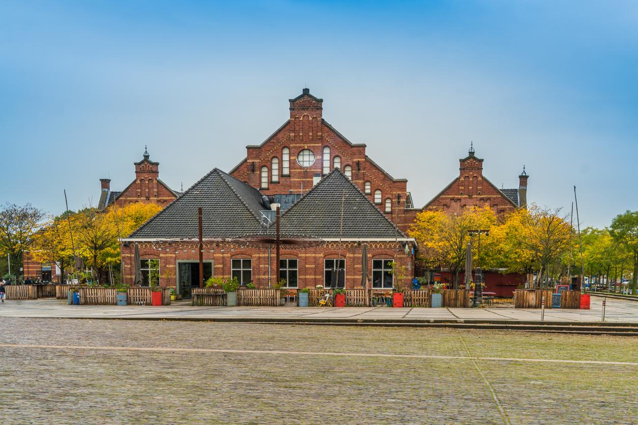 Westergas Amsterdam Netherlands