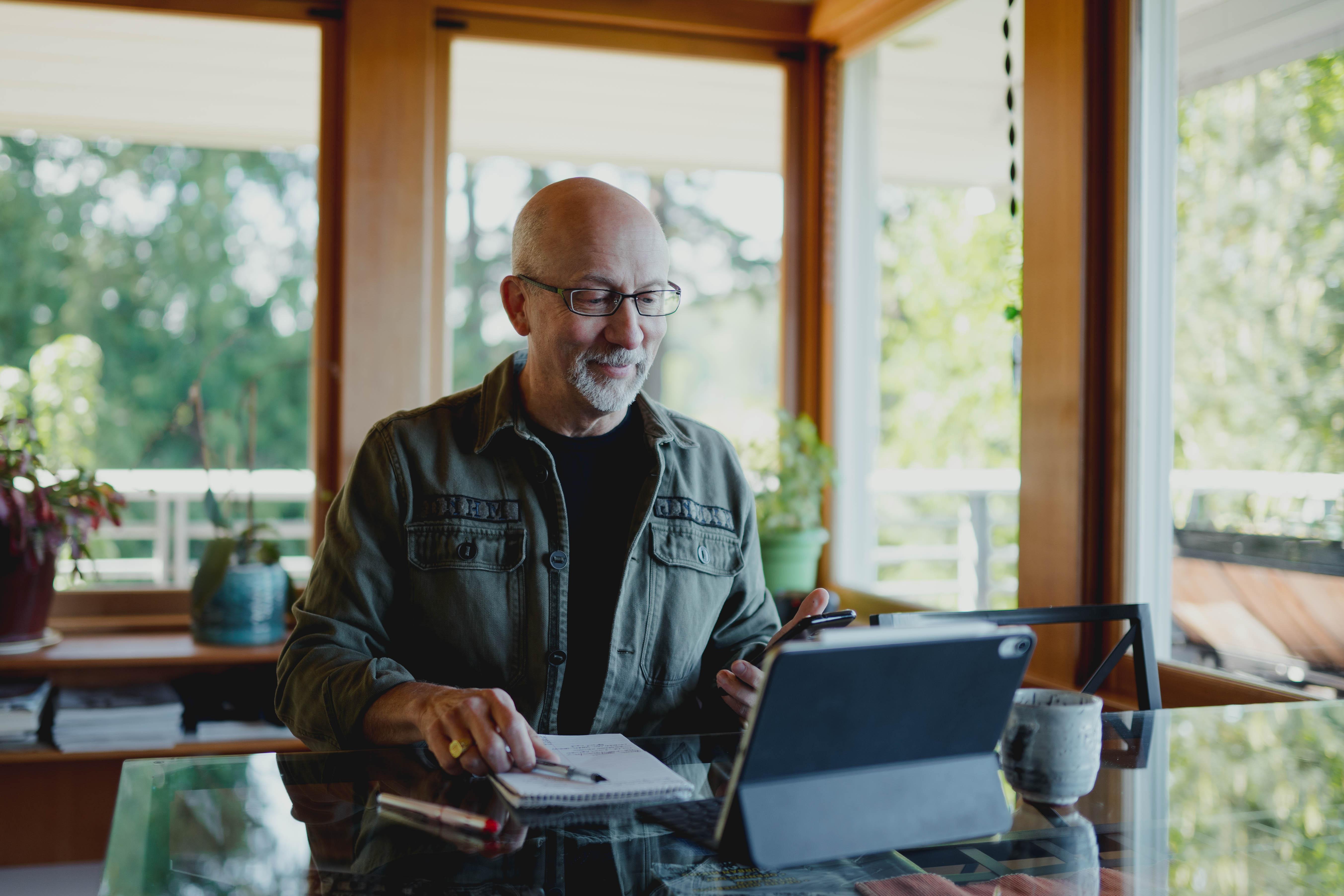 Keith Fitz-Gerald Mentoring