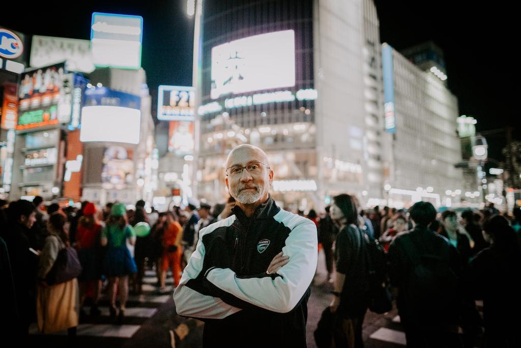 Keith Fitz-Gerald in Tokyo
