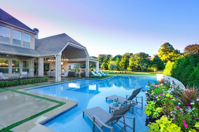 Swimming Pool and Landscape Design and Installation