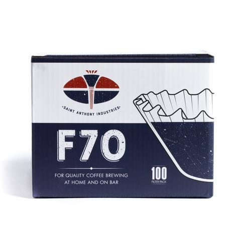 F70 Perfect Paper Filters
