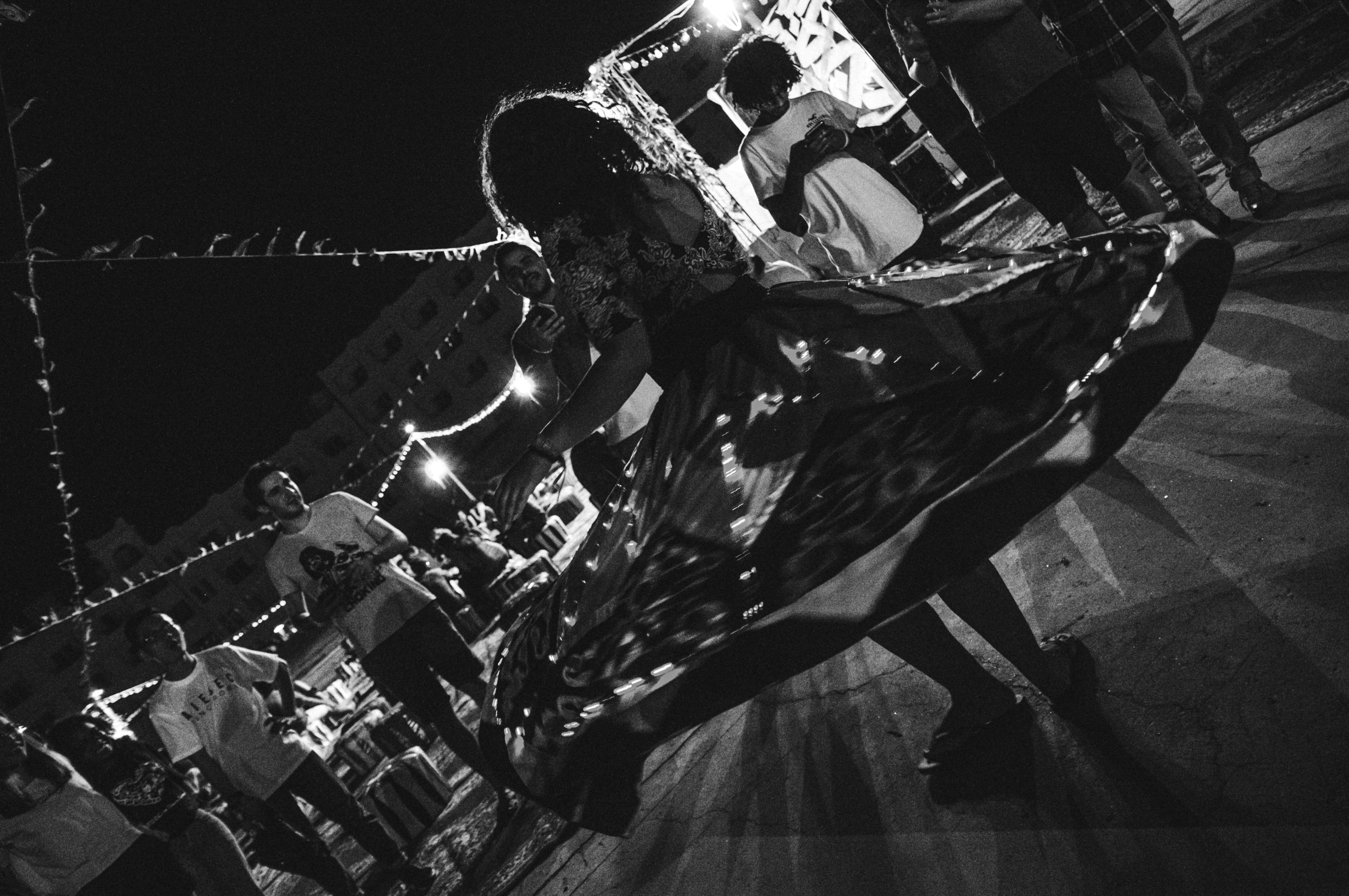 International Congress 2018 - Egyptian night girl dancing in traditional dress