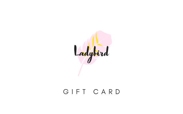 Ladybird Personal Styling giftcard image