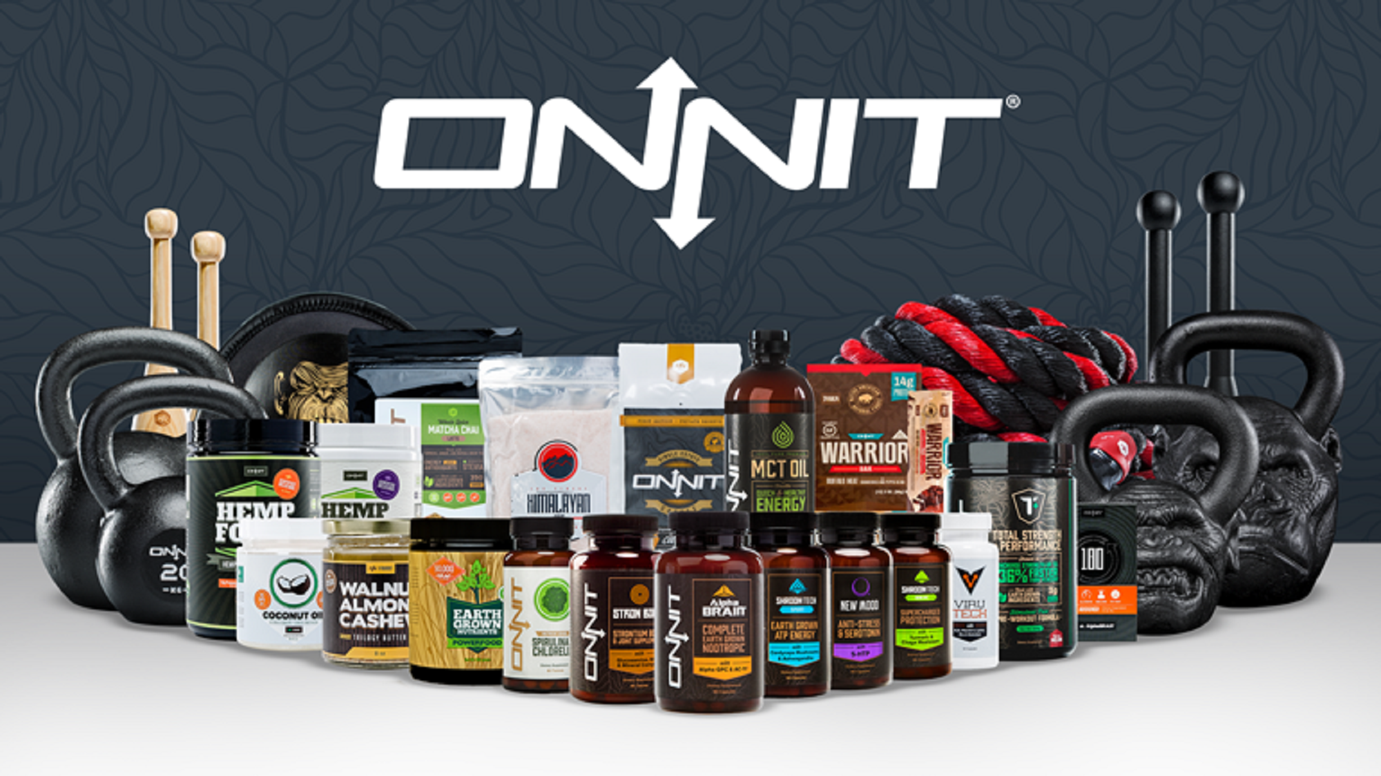 How Onnit became data rich