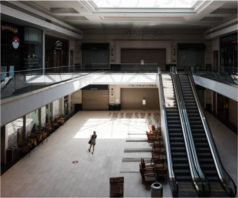 Ignominious Ends - Sears and Malls