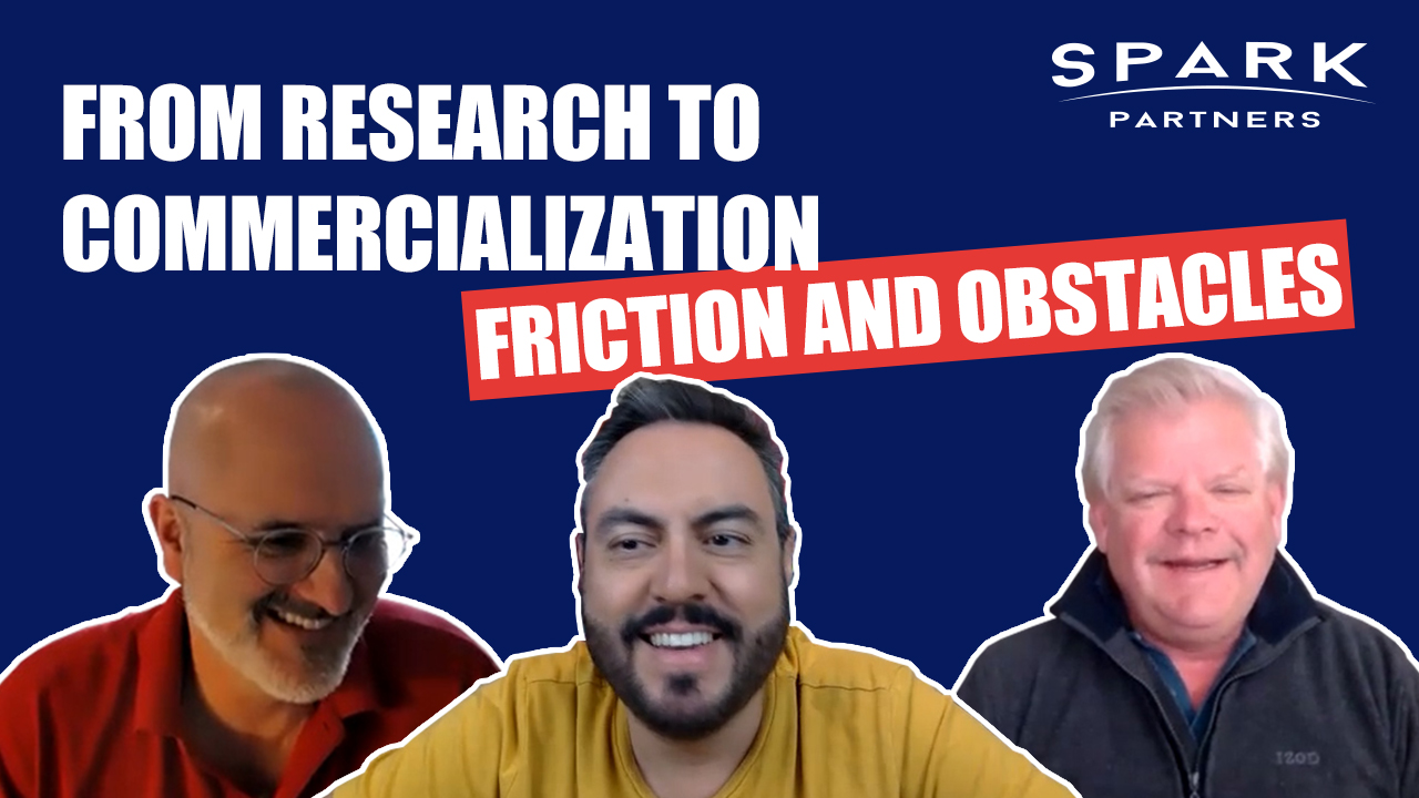 From Research Invention to Commercialization – Friction and Obstacles