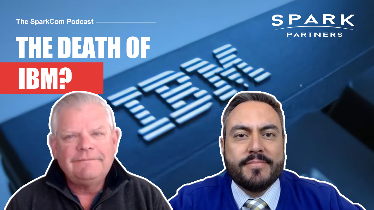 The Death of IBM - How To Avoid Your Demise