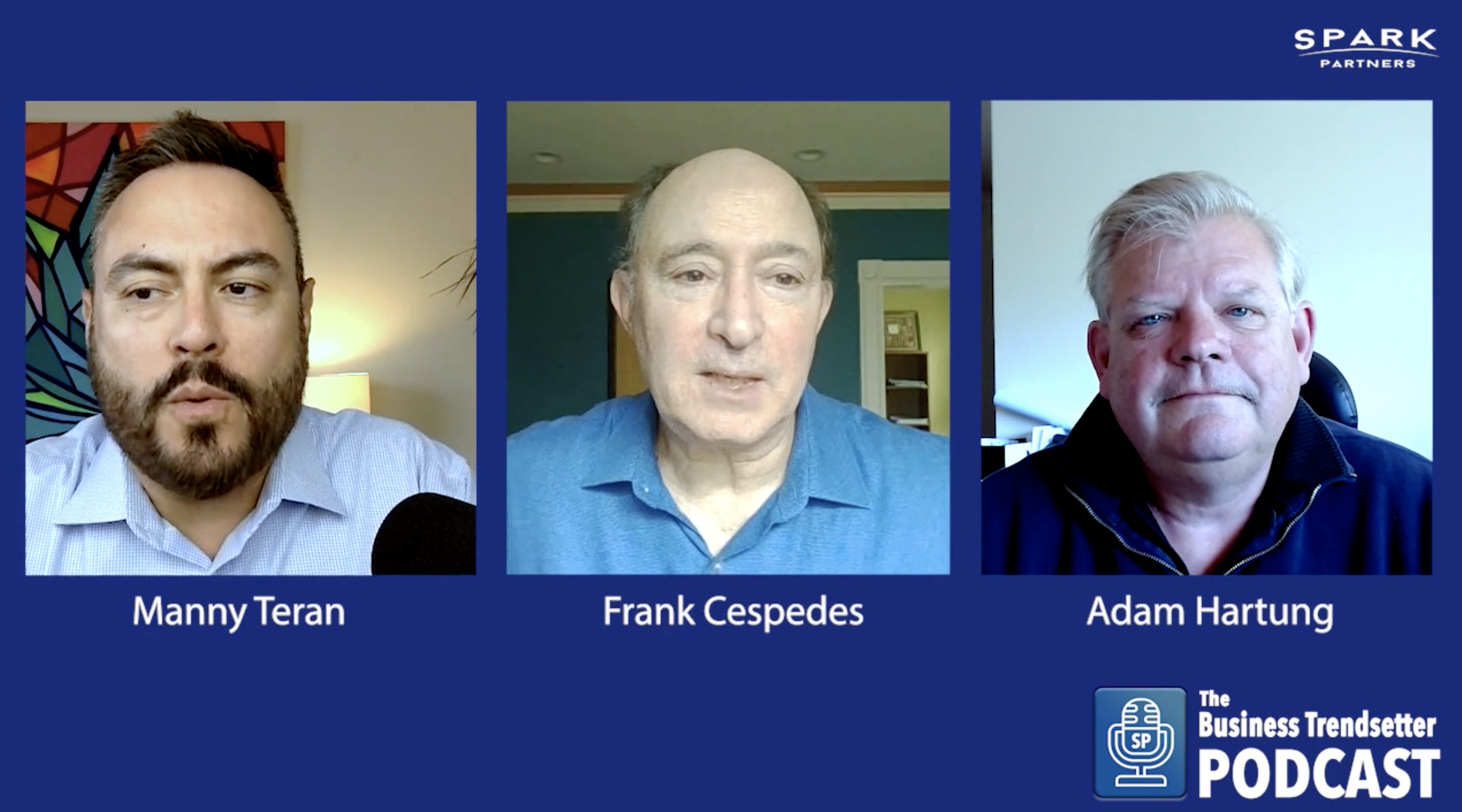 How to Sell in a World that Never Stops Changing - Special Interview with Frank Cespedes