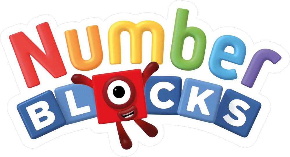 Numberblocks Logo