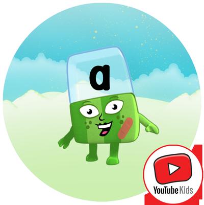 Alphablocks Youtube