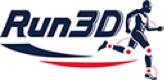 Run3D Logo