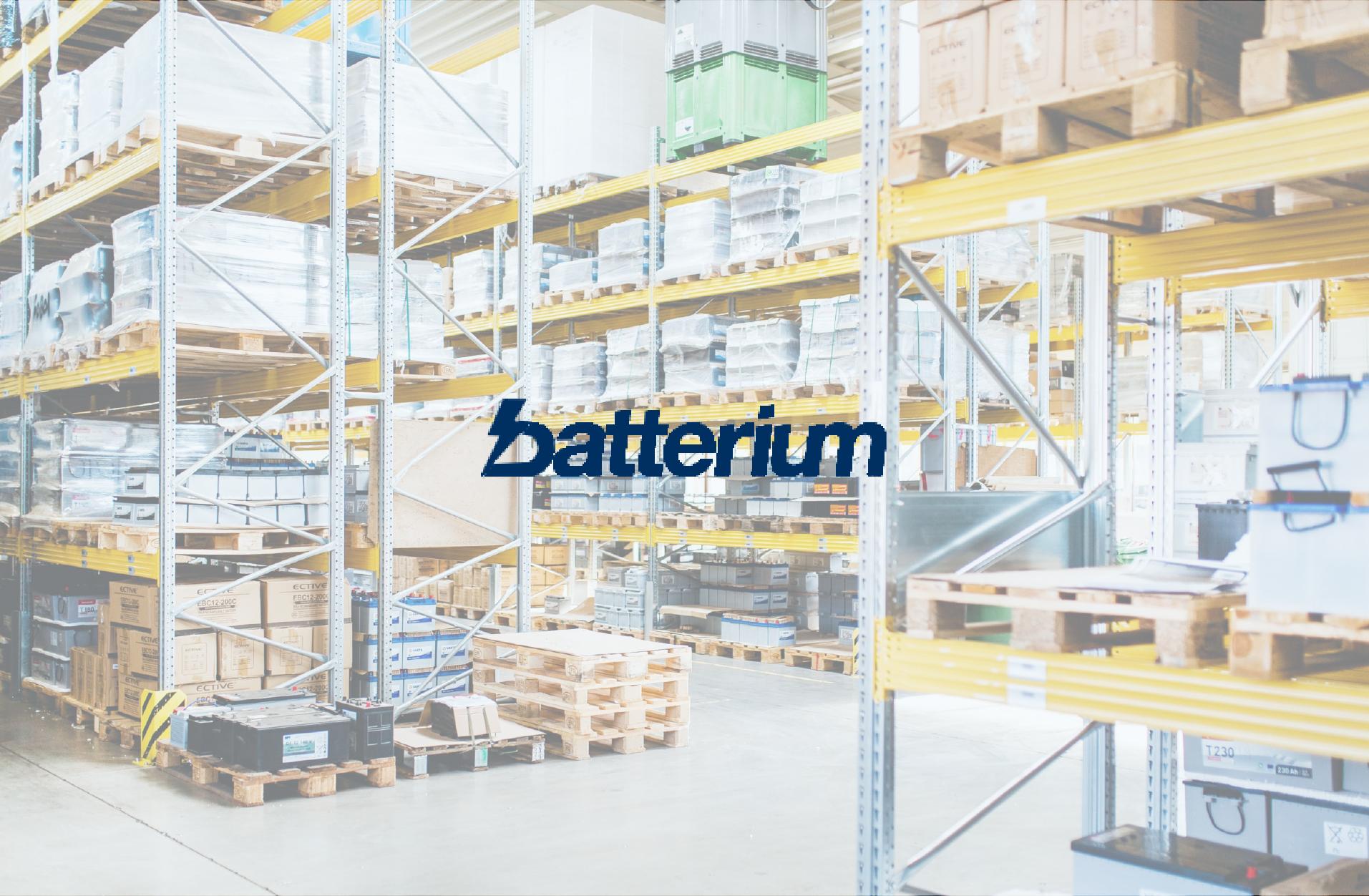Logistik Schnittstelle Kunde batterium