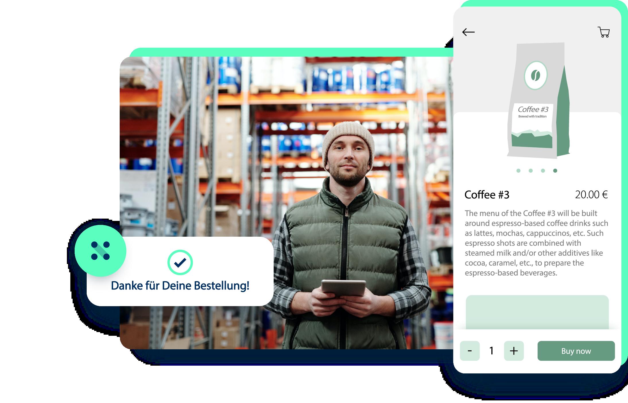 Fulfillment Software in E commerce Lösung einfach anbinden