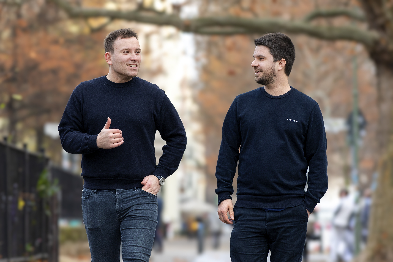 Founders: Felix Ostwald, Jonas Grunwald