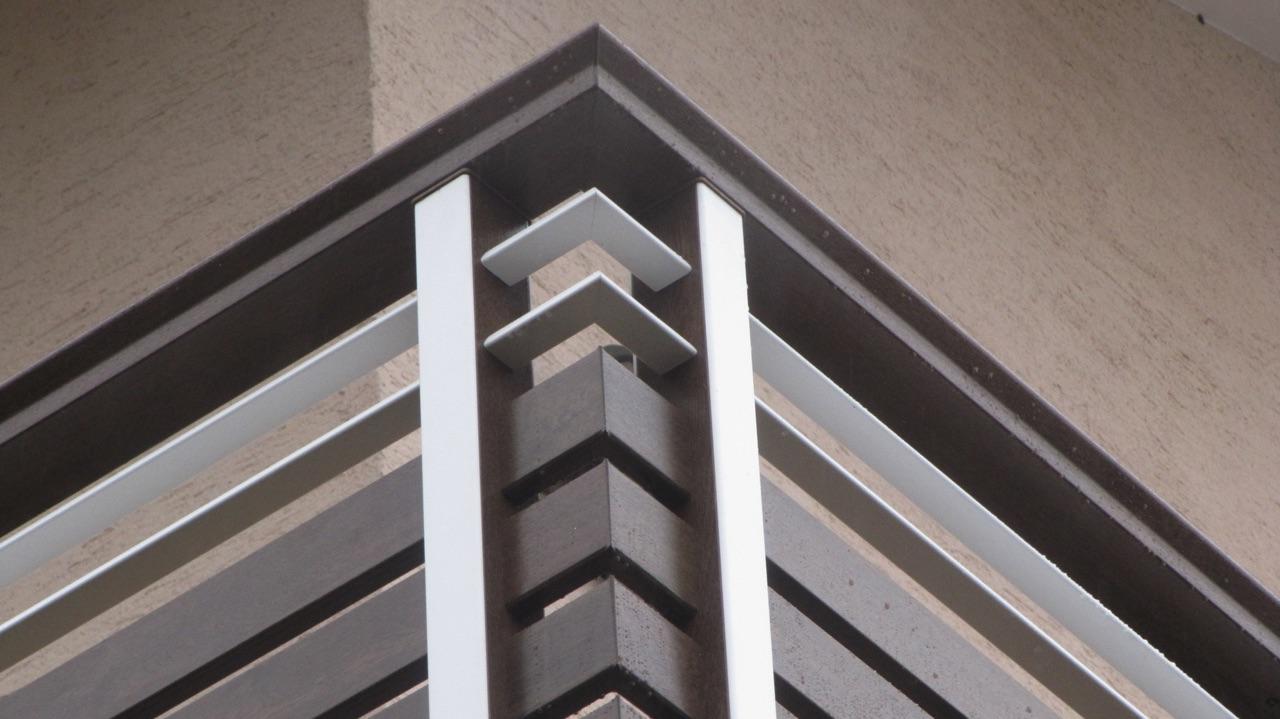 nordic produzione produttore balaustre pvc alluminio