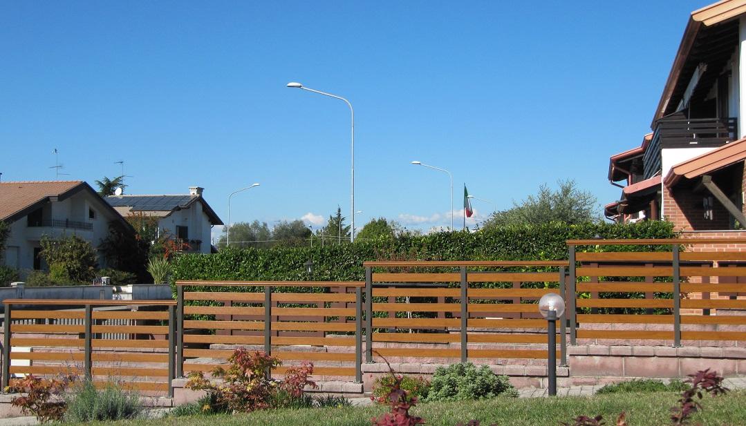 belluno montebelluna conegliano recinzioni e balaustre pvc alluminio