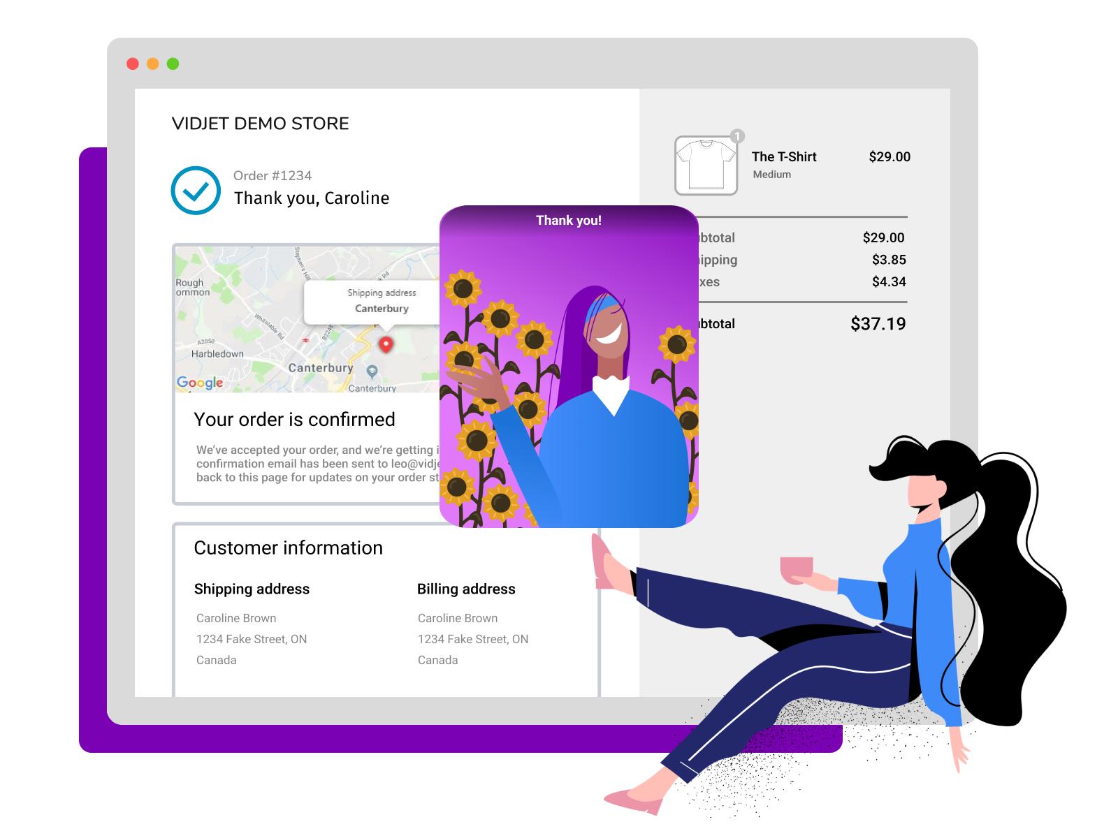 Personalize your e-commerce