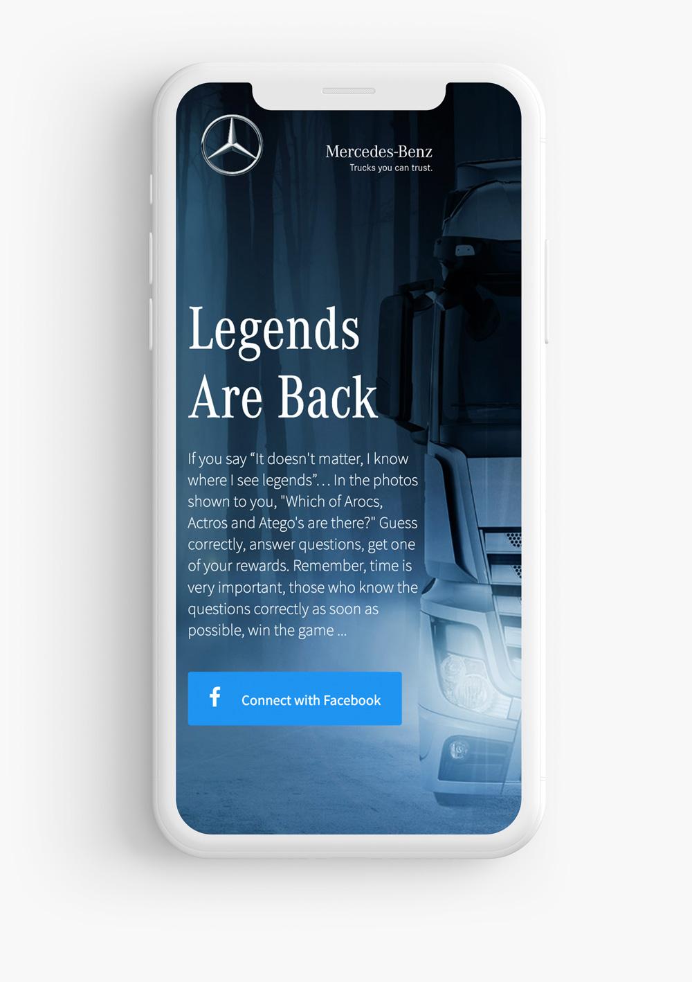 Black Rooster Digital Mercedes Legends Are Back
