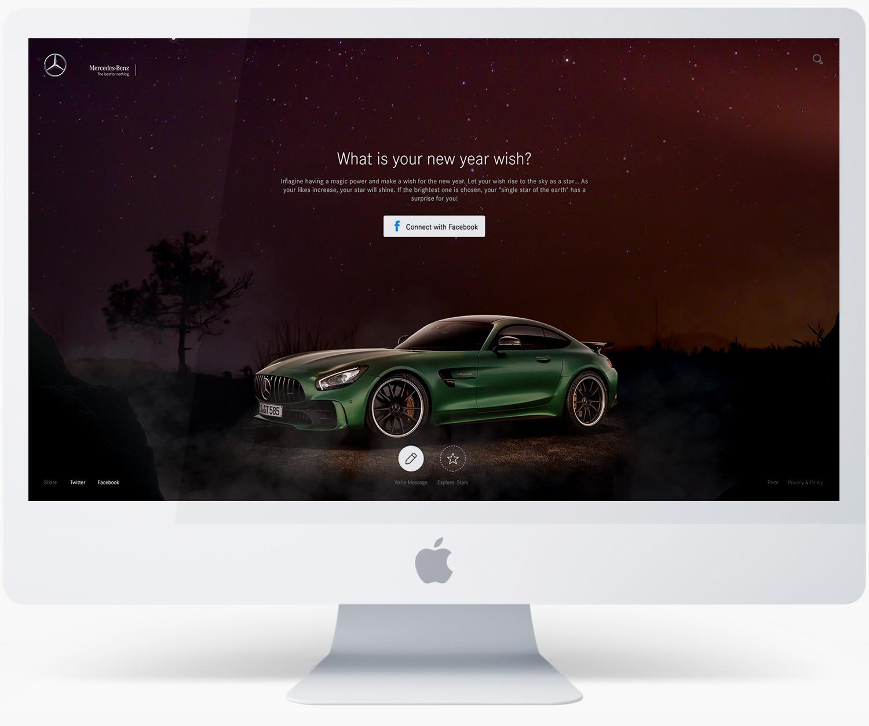 Black Rooster Digital Mercedes Make a Wish