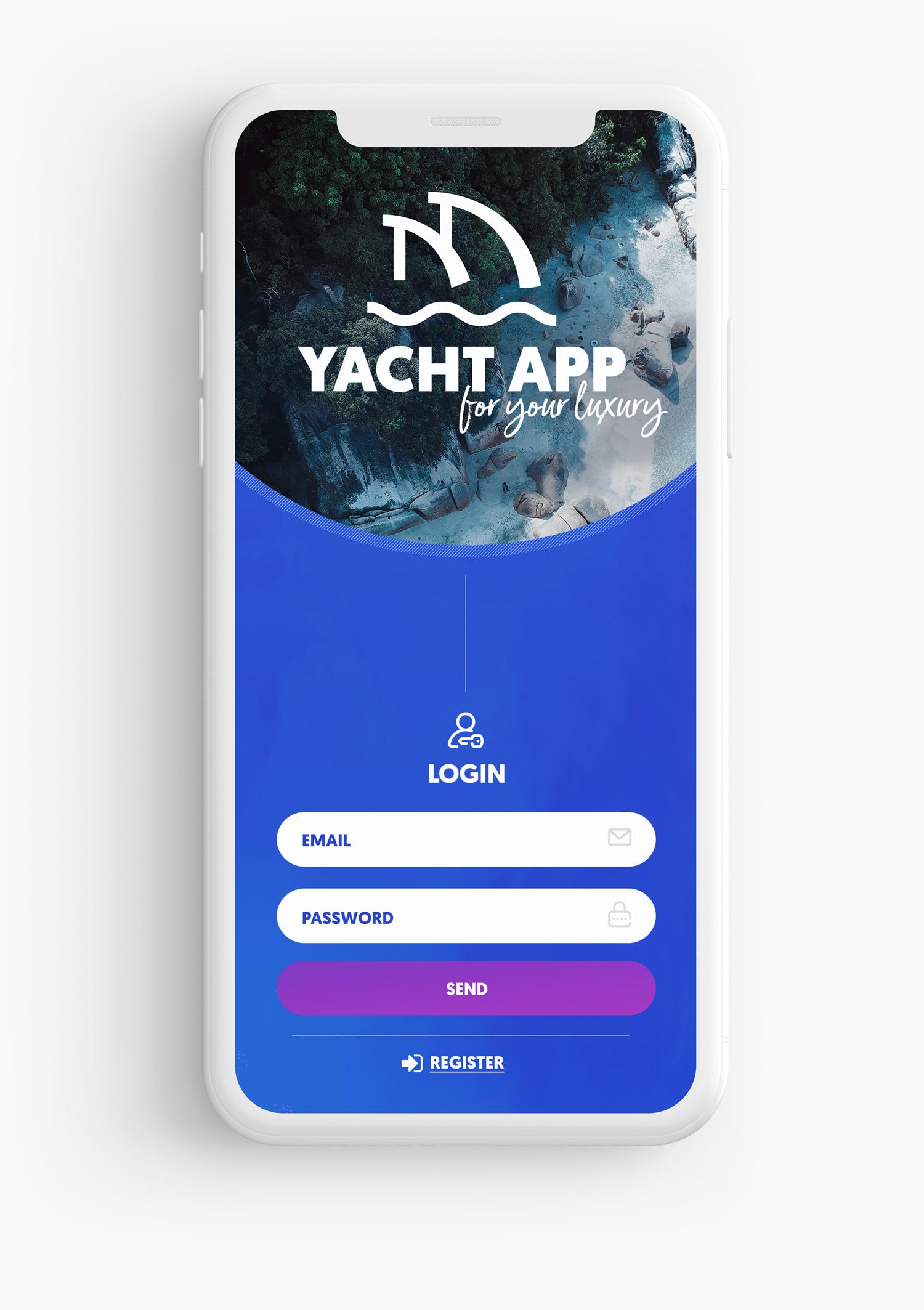 Black Rooster Digital Yacht App