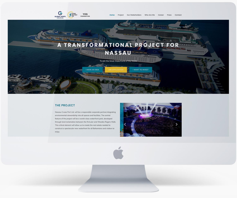 Black Rooster Digital Nassau Cruise Port