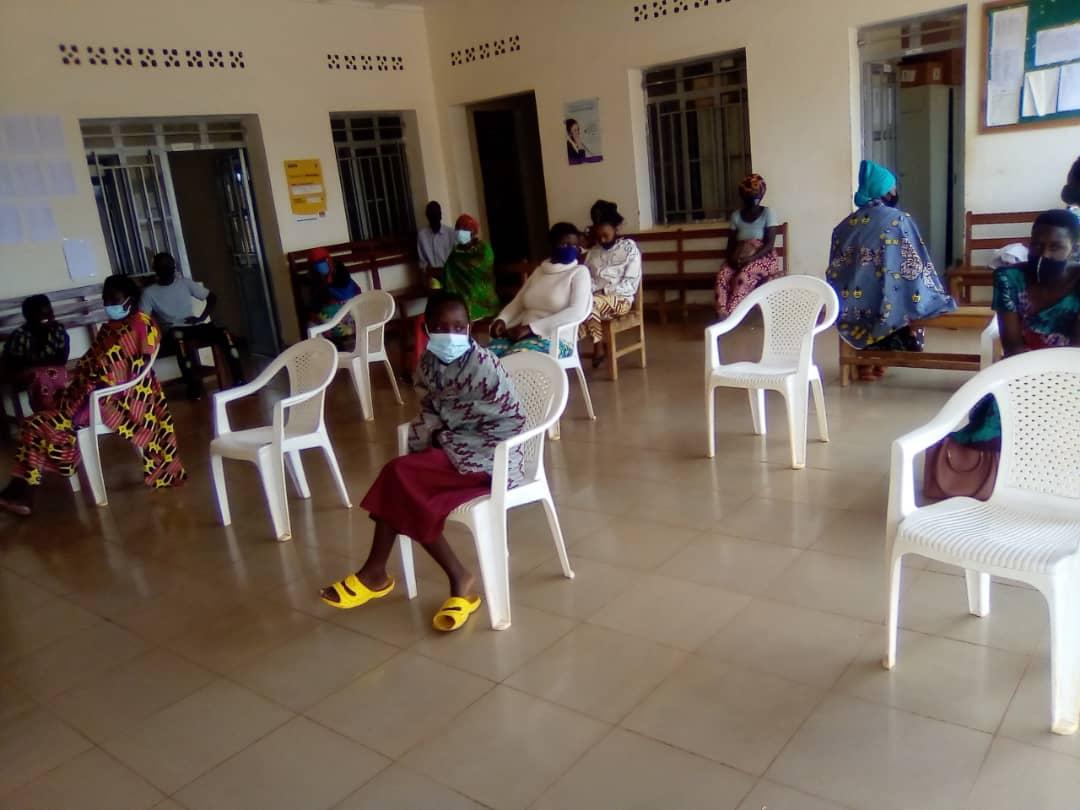 Health Builders' Partners Respond to COVID-19 Crisis in Rwanda