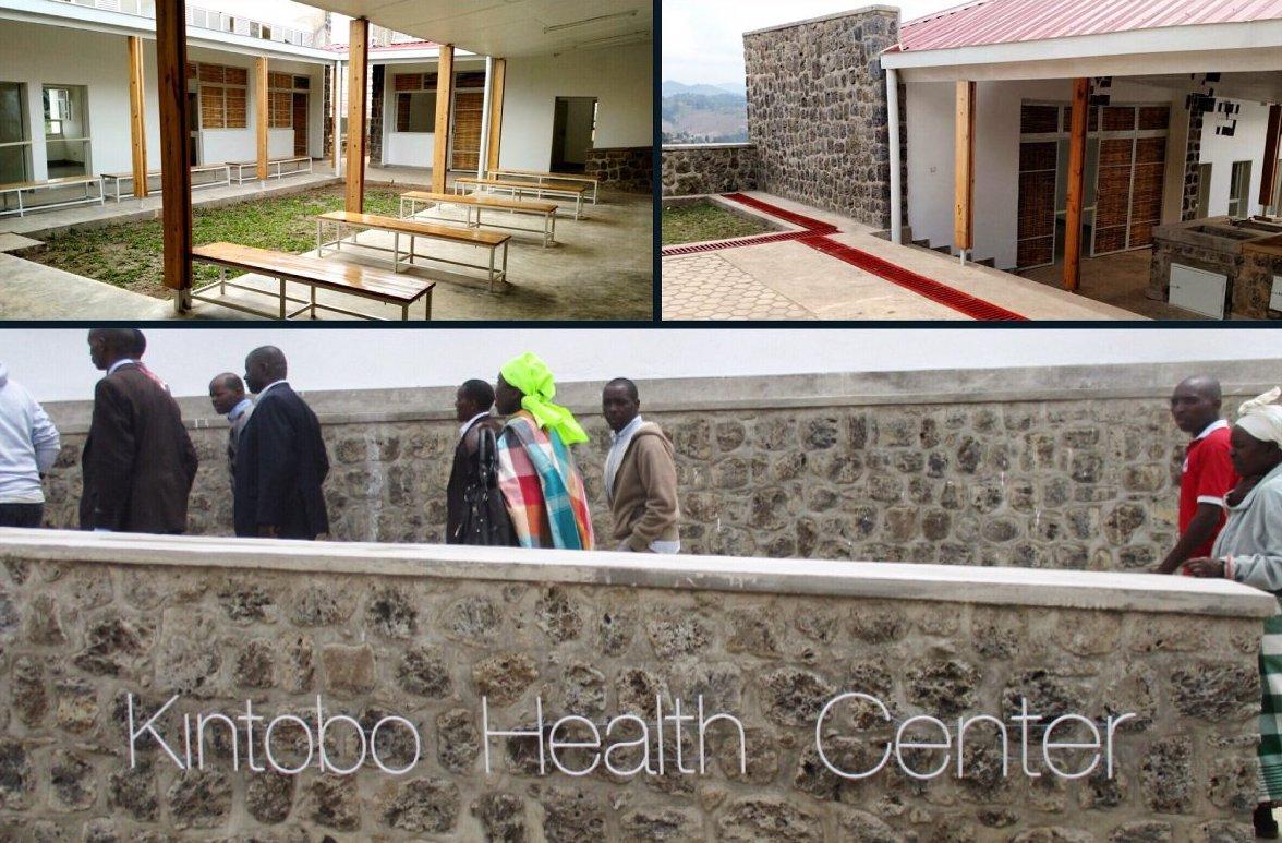 In Kinyarwanda, Health Builders is 'amashyiga atatu yuzuye'