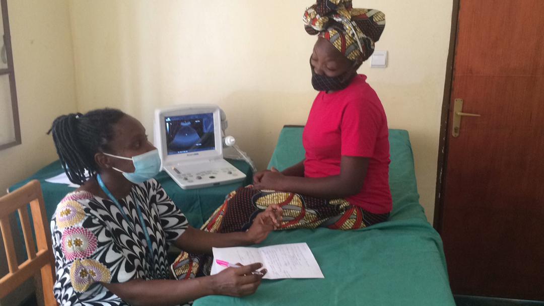 16 Rural Health Centers Receive Obstetric Ultrasound Machines