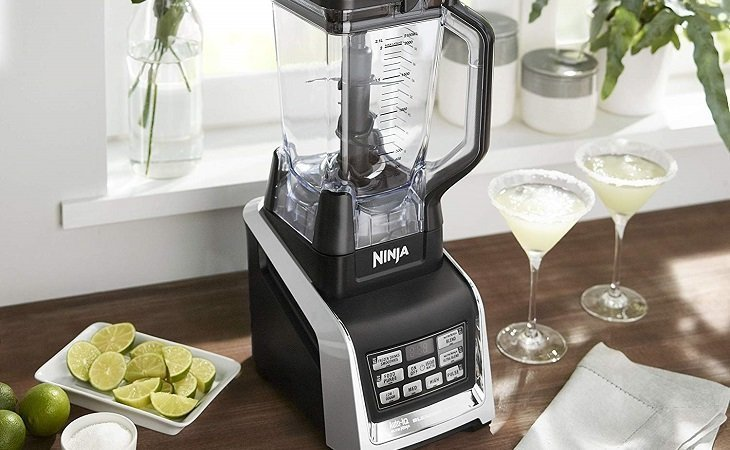 7 Best Ninja Blenders: Affordable and Compact – Photo via HomeGearX
