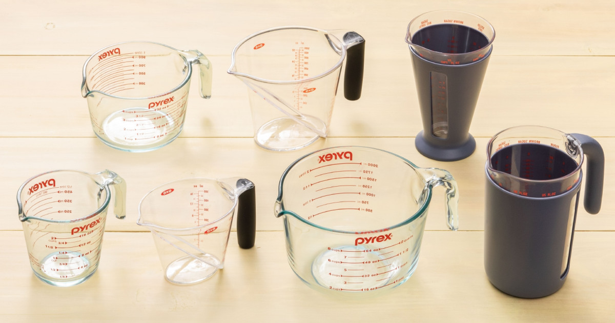 Testing Large Liquid Measuring Cups | Cook's Illustrated