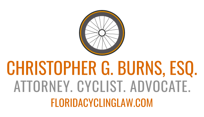 Chris Burns Bicycle Accident Lawyer