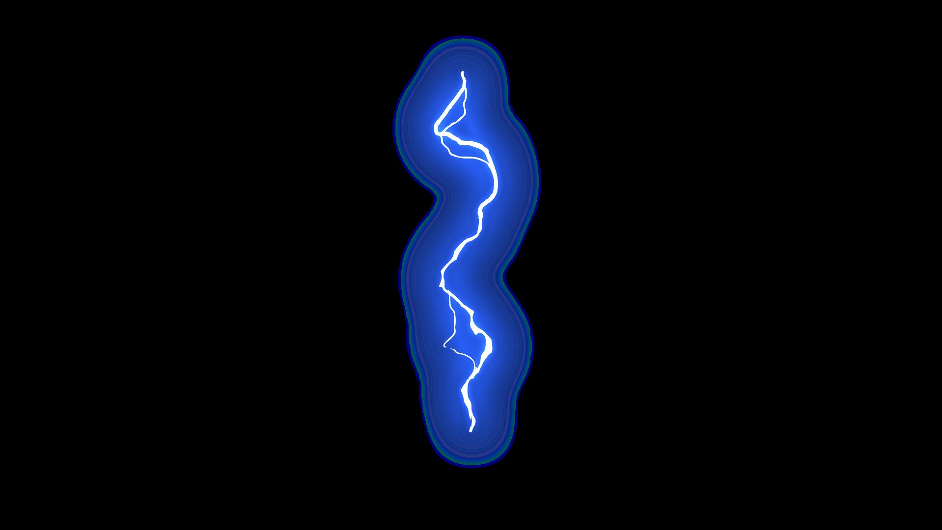 Secret Ninja School lightning power