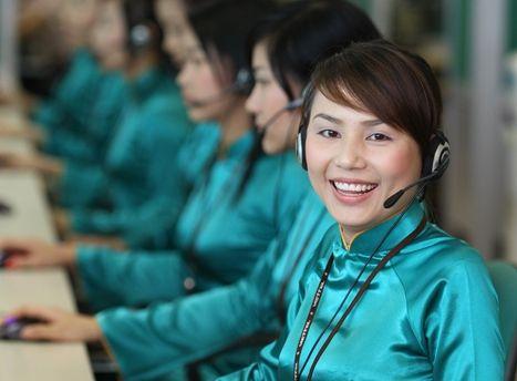 Đội ngũ nhân viên Viettel được đào tạo chuyên nghiệp, sẵn sàng hỗ trợ khách hàng mọi lúc mọi nơi