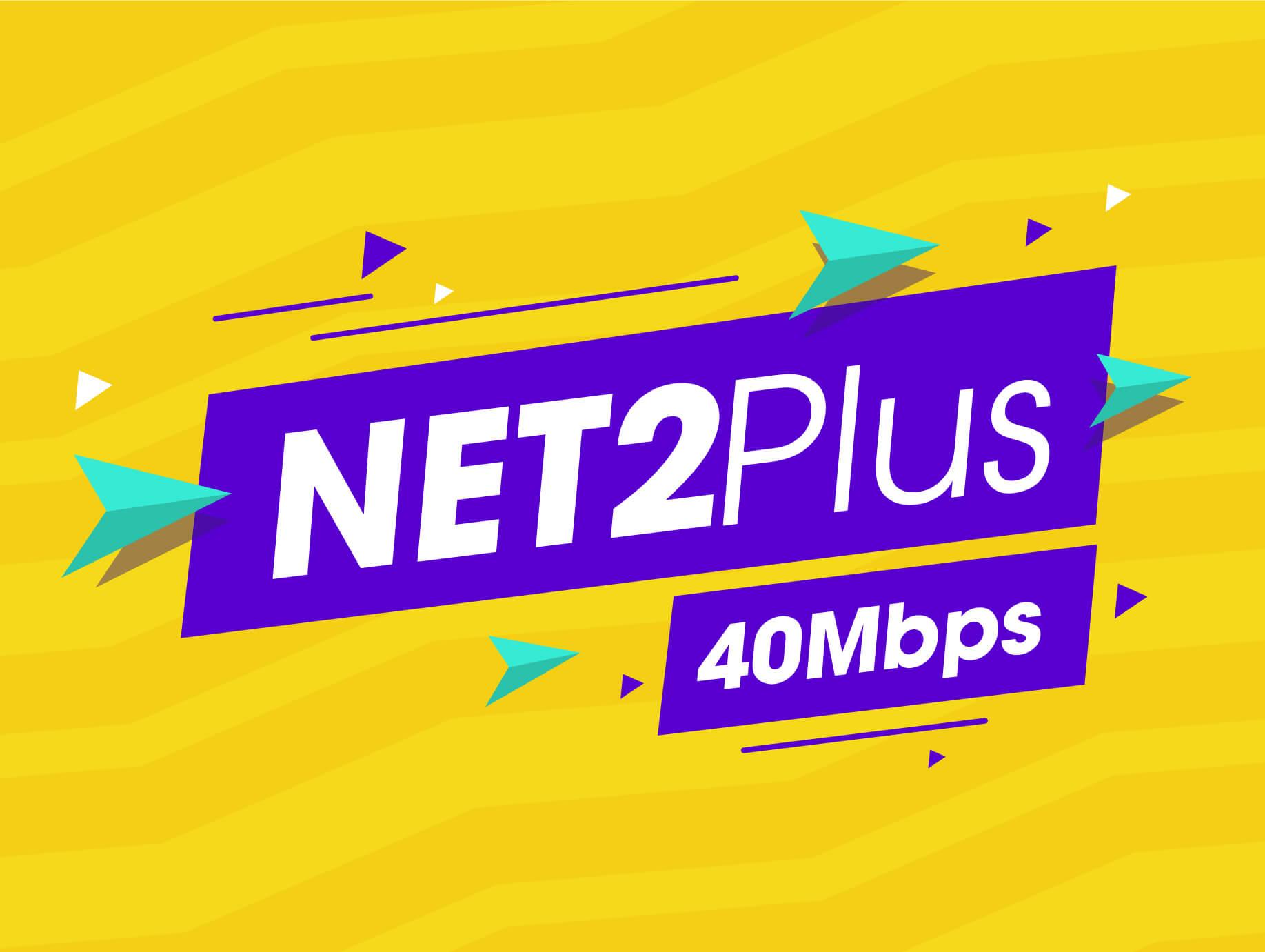 gói cước internet Viettel NET 2 PLUS