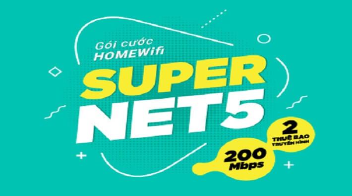 Internet Viettel Super Net 4