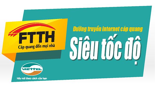 Khuyến mãi đăng ký lắp mạng Viettel tại Đà Nẵng năm 2020
