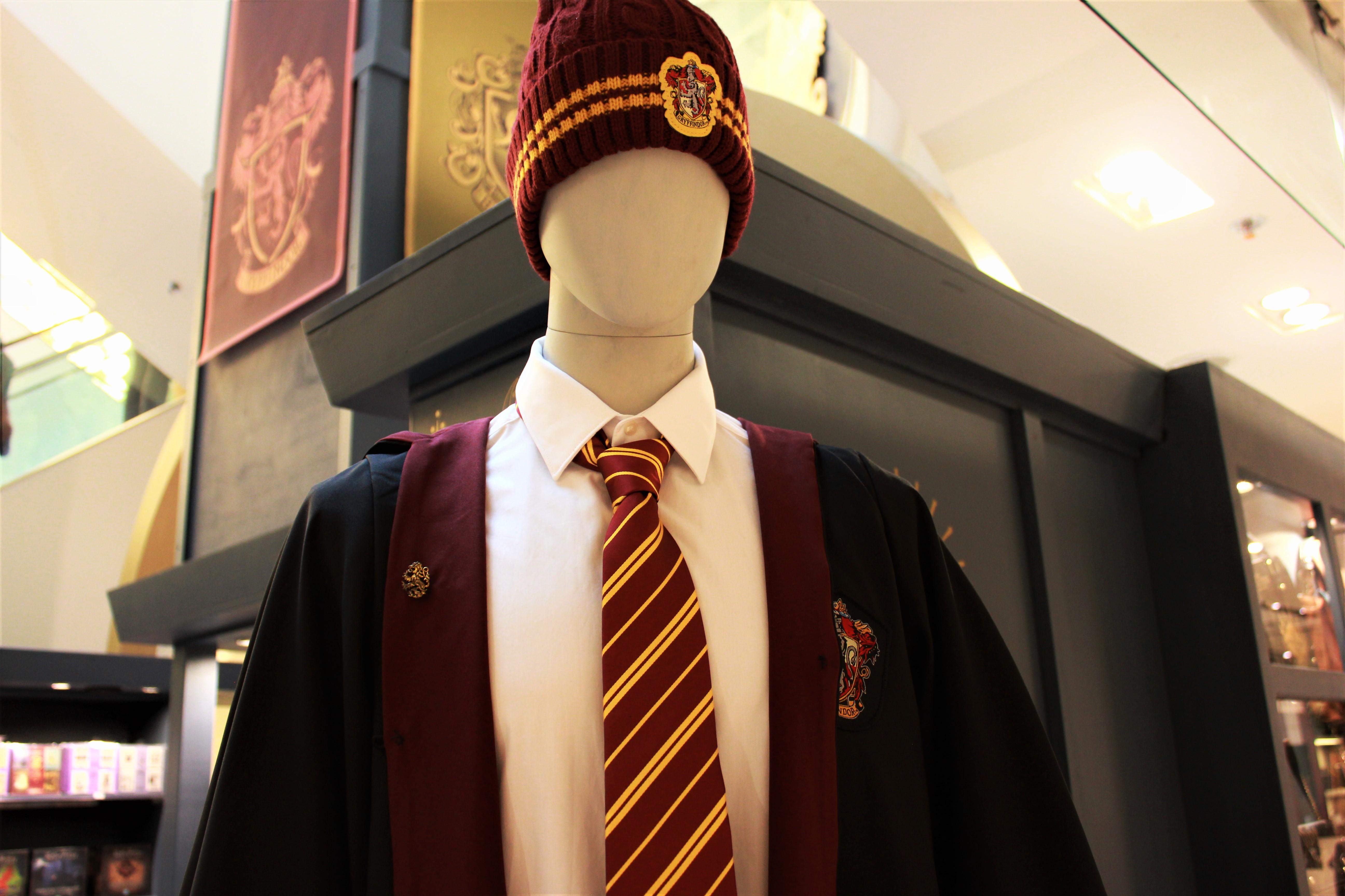 La boutique éphémère d'Harry Potter ? Magique !
