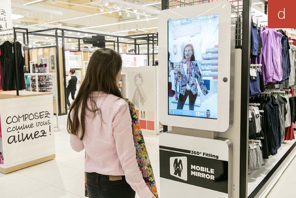 L'essor de la réalité virtuelle & réalité augmentée dans le retail