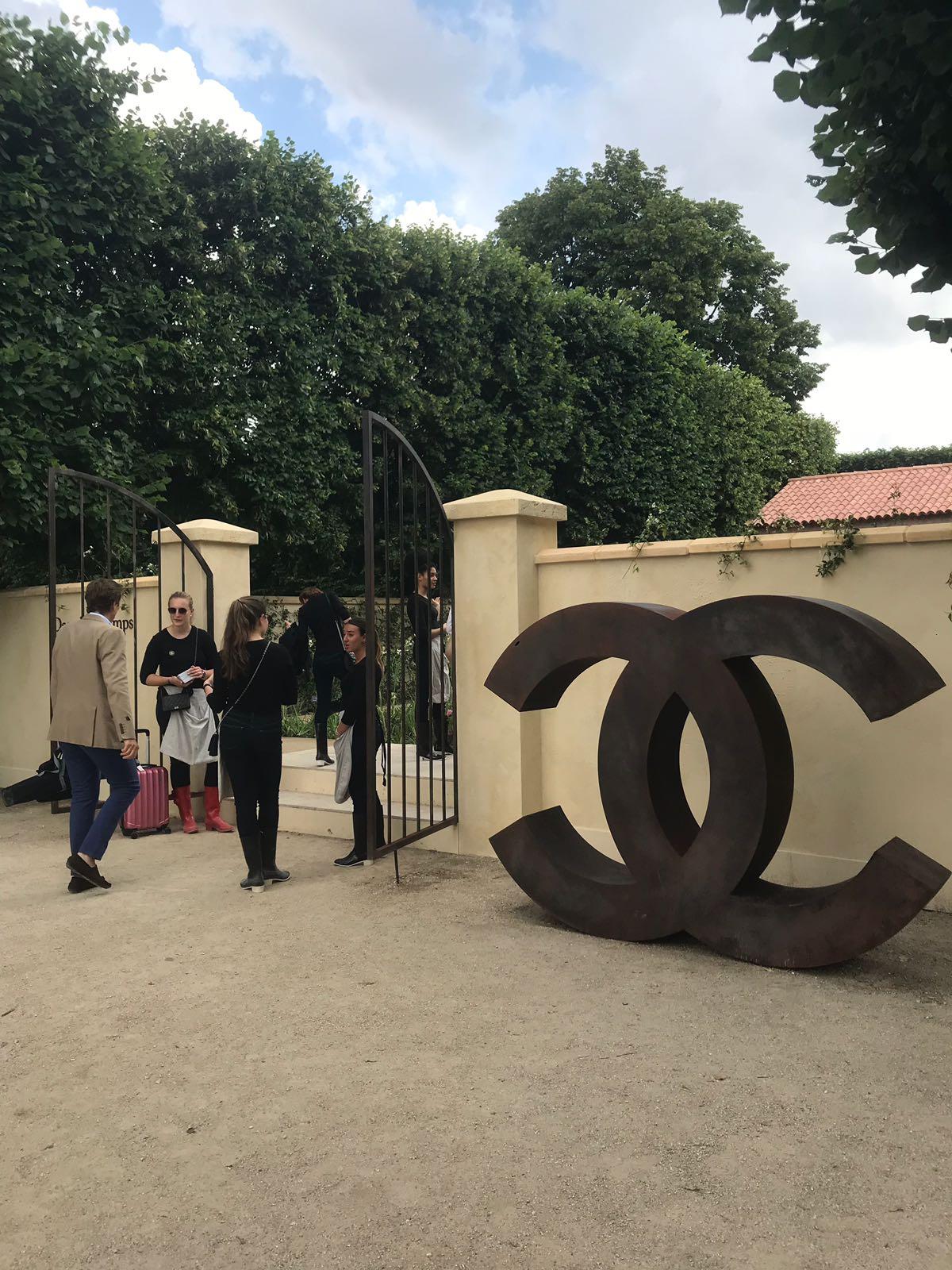 Les champs de Chanel