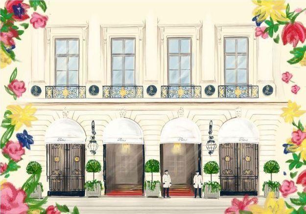 Les pop up au rendez-vous dans les hôtels de luxe