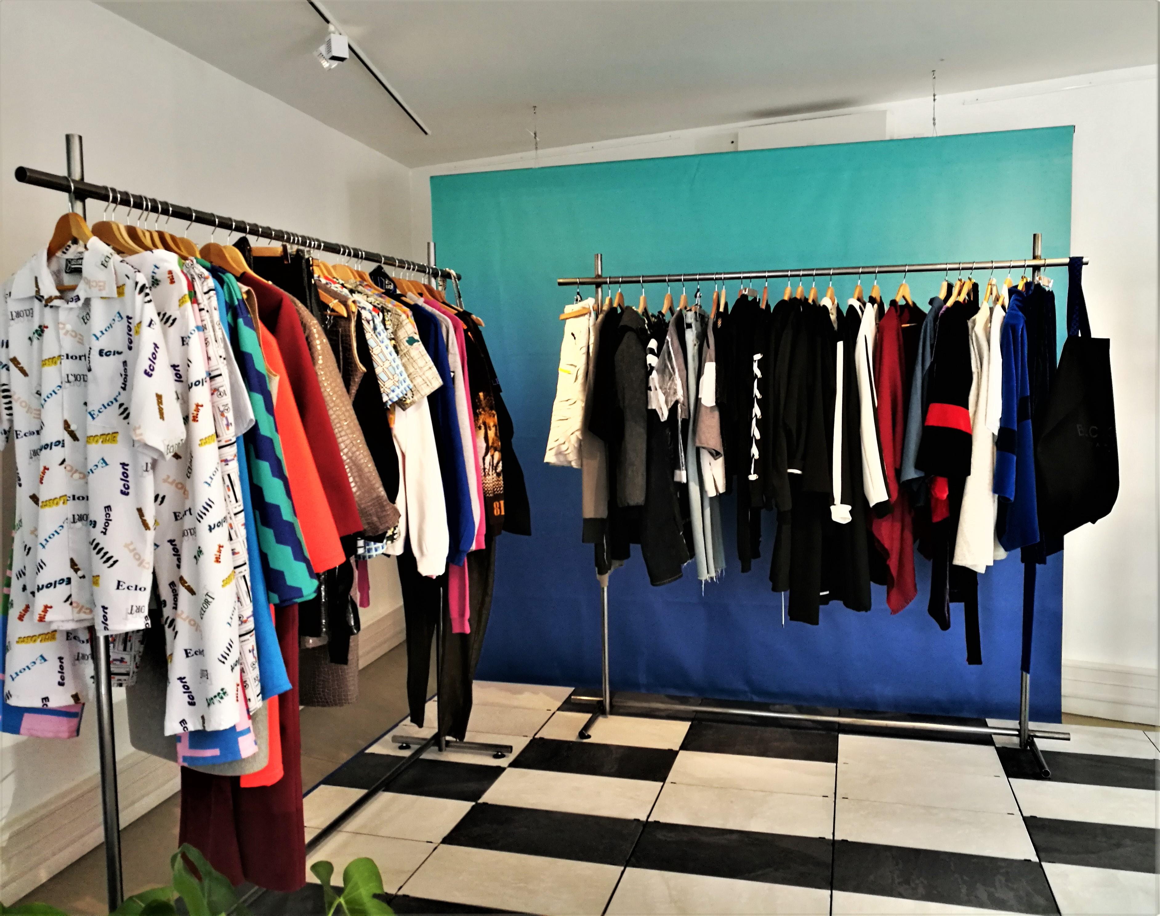 La mode réinventée dans la boutique éphémère de KUUKI YOMENAÏ