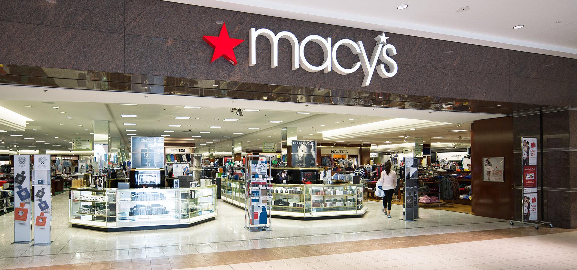 Les grands magasins et l'éphémère - Le Cas de Macy's