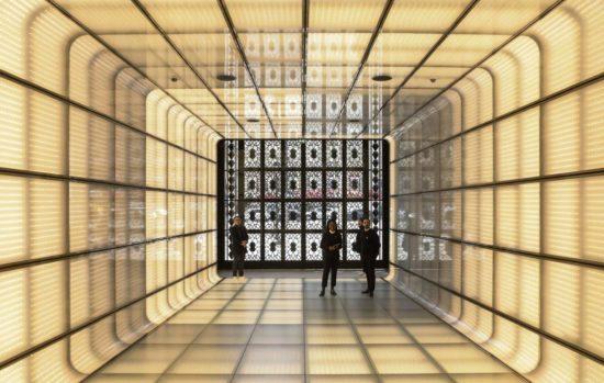 Les nouveaux Champs Elysées : Les Galeries Lafayette