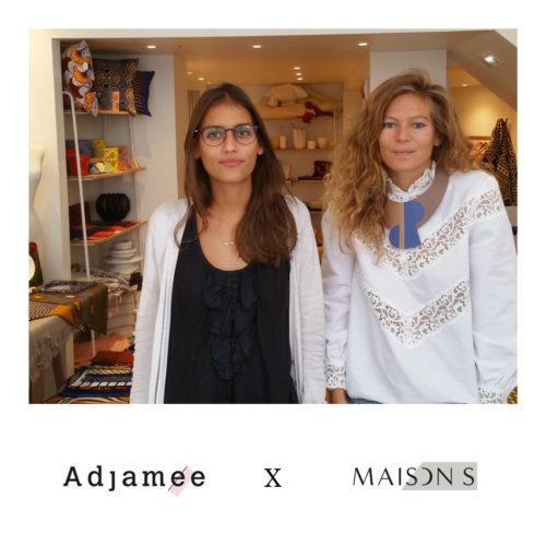 Adjamée et Maison S : l'interview