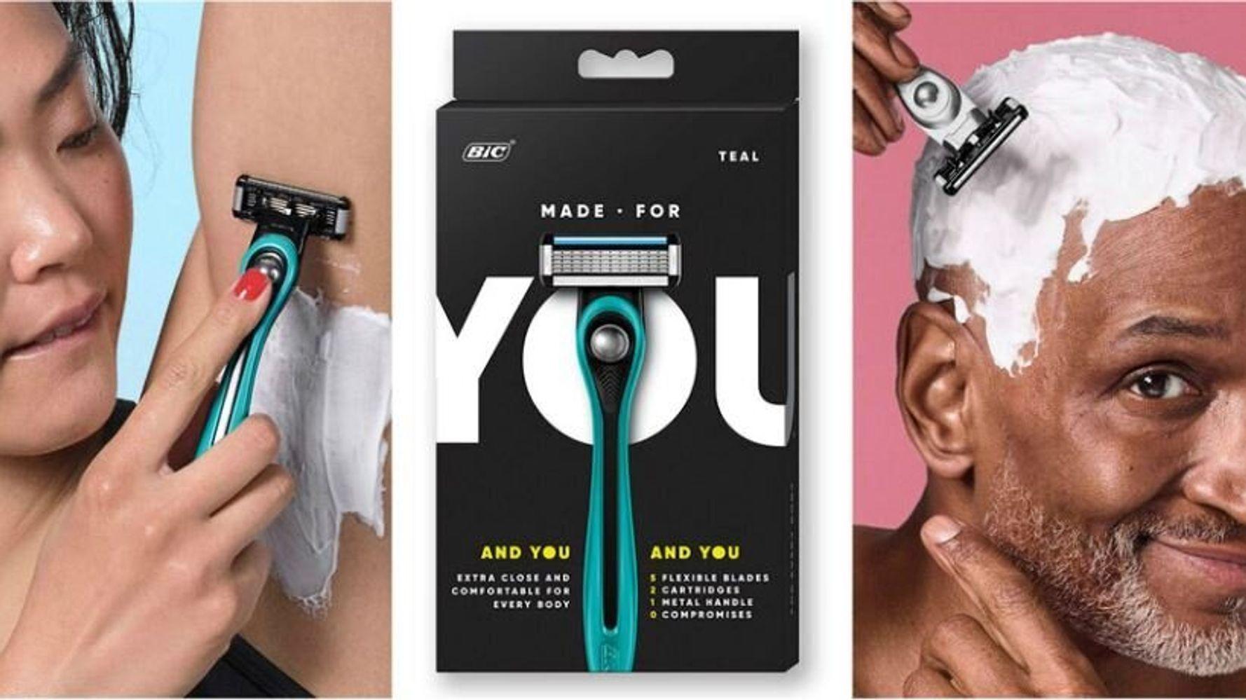 Bic vend son premier rasoir unisexe | Le Huffington Post Ça marche