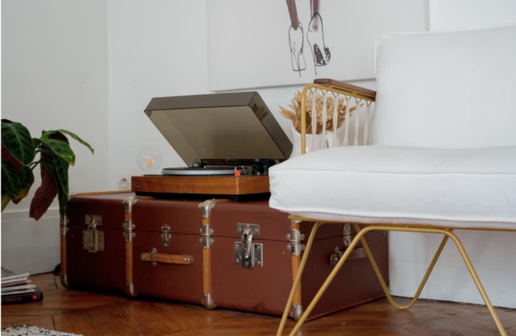La location de mobilier, le choix de l'éphémère durable