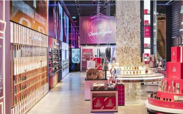 Boutique personnalisée Lancôme