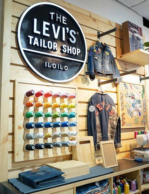 Boutique personnalisée Levi's