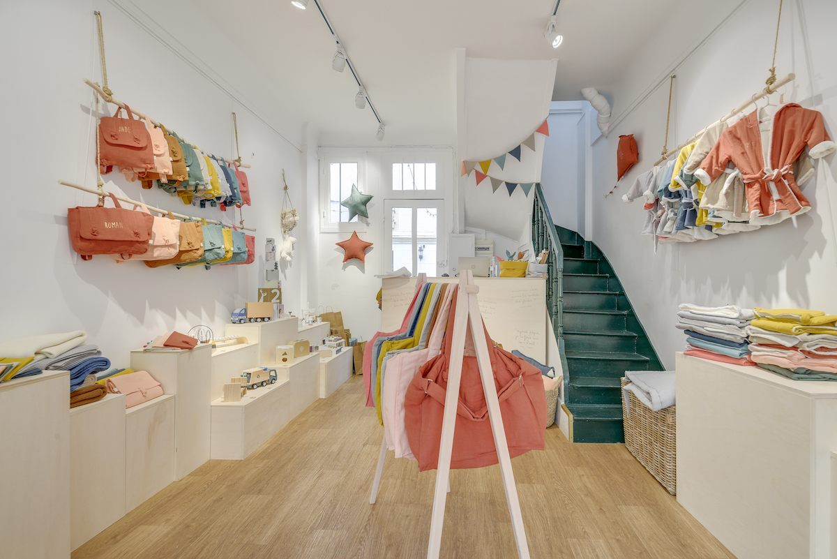 Le pop up store by Petit Picotin