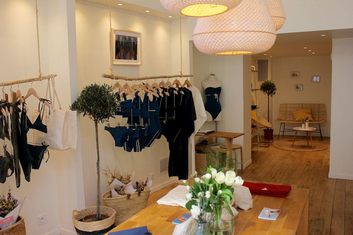 Pop up store ANJA Paris Etienne Marcel